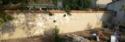 rendu final mur
