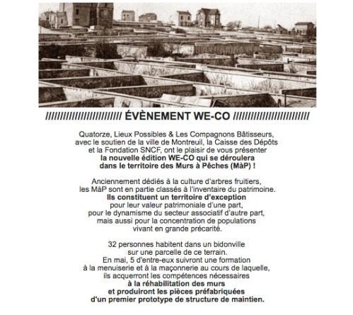 Événement_WECO